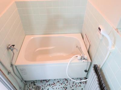 【浴室】第2シャトー鴻之台