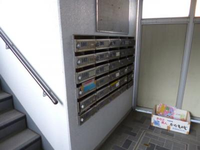 【駐車場】ロイヤルマンション市川