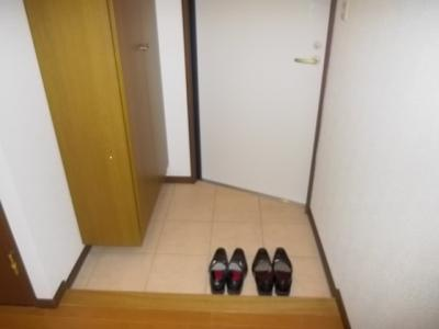 【玄関】スクエア コート