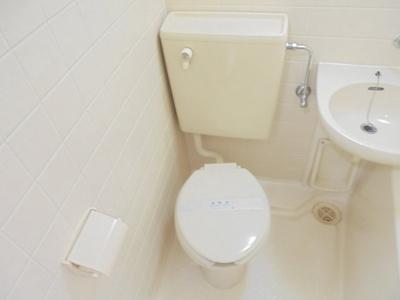 【トイレ】メゾン市川