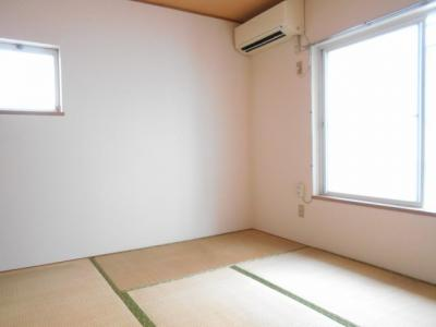【和室】コーポ桔梗