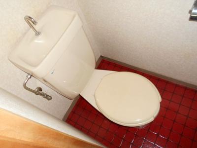 【トイレ】コーポ桔梗