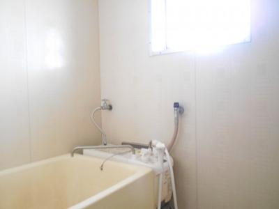 【浴室】コーポ桔梗