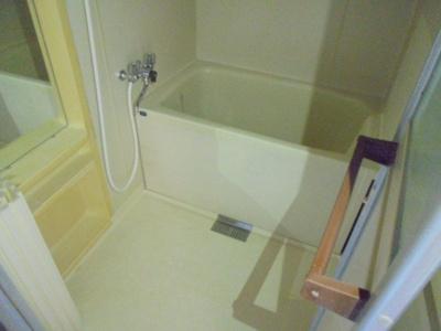 【浴室】コーポ峰