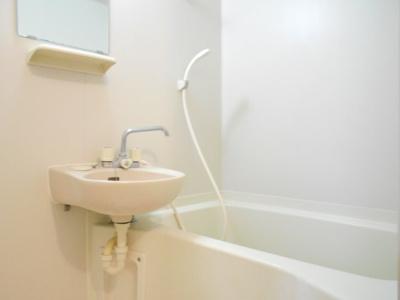【浴室】ドミールK