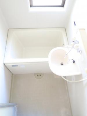 【浴室】アズマハイツ