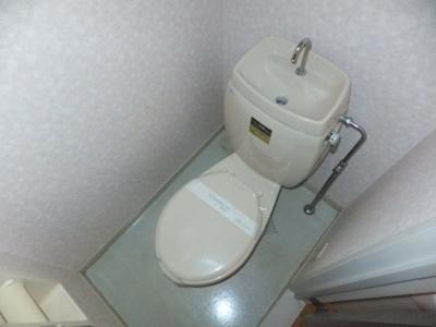 【トイレ】エクセル国府台B棟