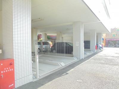 【駐車場】グリーンマノリアル