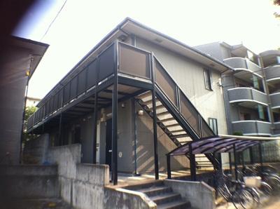 1996年築 きれいなアパート