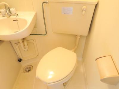 【トイレ】コートスイートピー