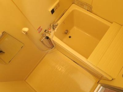 【浴室】ヴィラ中山B棟