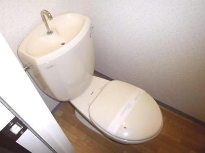 【トイレ】メゾンプレミールB