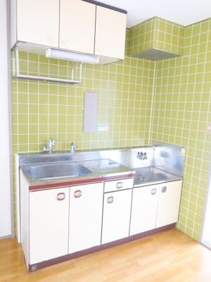 【キッチン】サンハイツⅠ