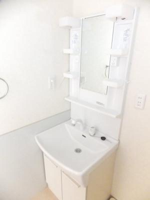 【独立洗面台】グリーンタウン第六ミズホ