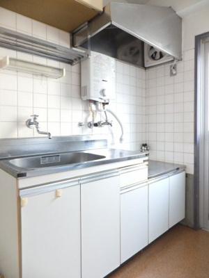 【キッチン】第二山本ビル