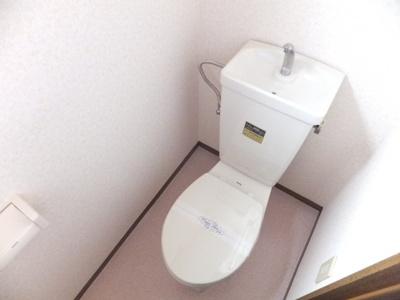 【トイレ】サンハイツ北方A