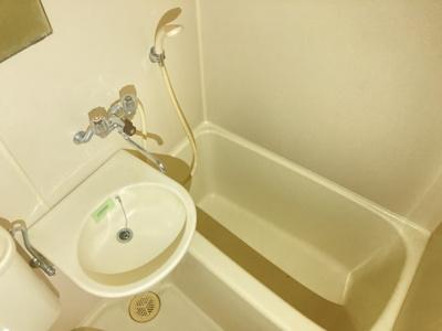 【浴室】コーポサブロウ