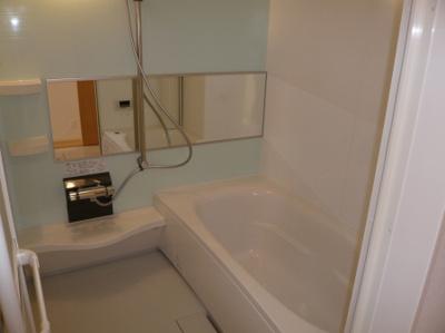 【浴室】サンフルール