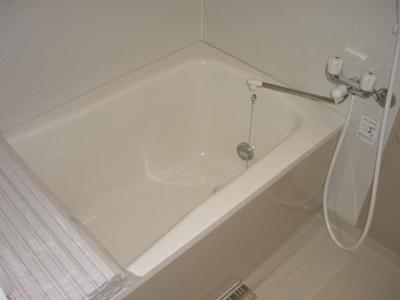 【浴室】ニッケノーブルハイツ北方2号棟