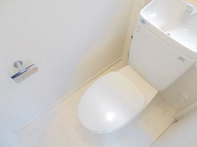 【トイレ】メイプールパレス