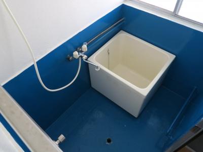 【浴室】第2日の出荘