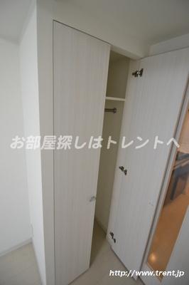 【収納】プレールドゥーク新大久保
