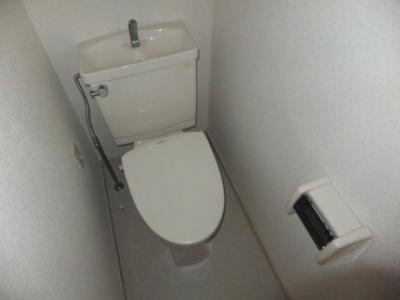 【トイレ】ベルシャブル