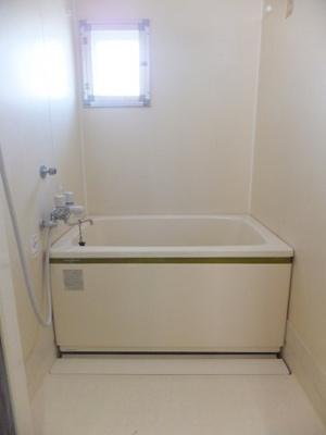 【浴室】市川クローバーハイツイシイ