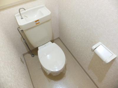 【トイレ】市川クローバーハイツイシイ