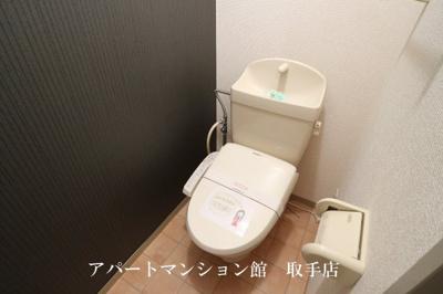 【トイレ】サニーコート桜井Ⅱ
