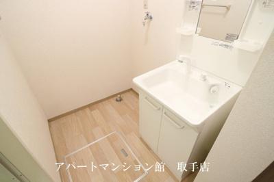 【洗面所】サニーコート桜井Ⅱ