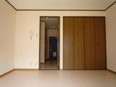 【寝室】エナジーマンション