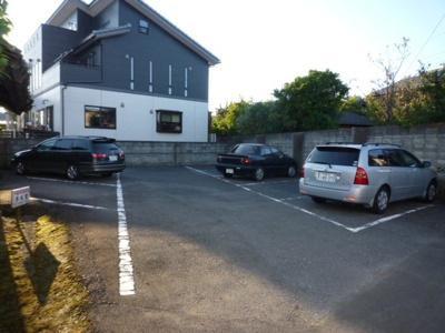 【駐車場】取手セントラルハイツ第2駐車場