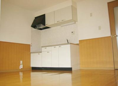 【キッチン】Casa上田なわて