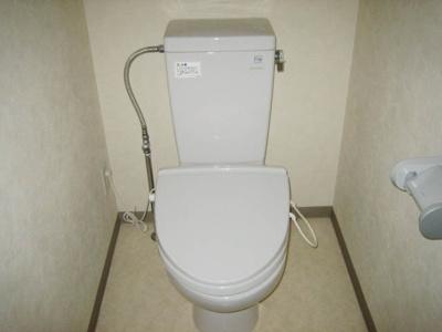 【トイレ】Casa上田なわて