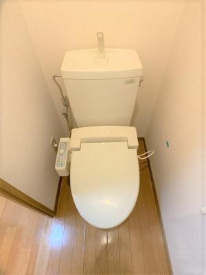 【トイレ】ローズガーデンMⅠ