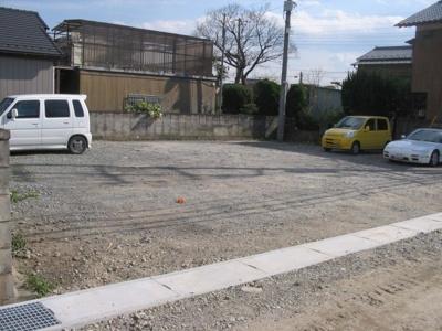 【外観】諸岡駐車場