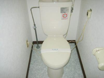 【トイレ】グランデュール