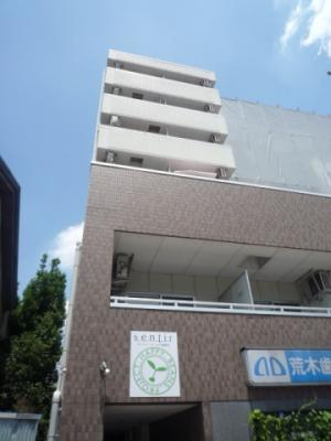 【エントランス】サンティール太子橋駅前