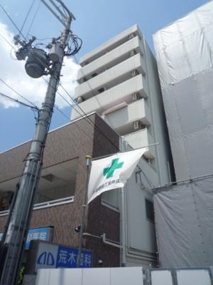 【外観】サンティール太子橋駅前