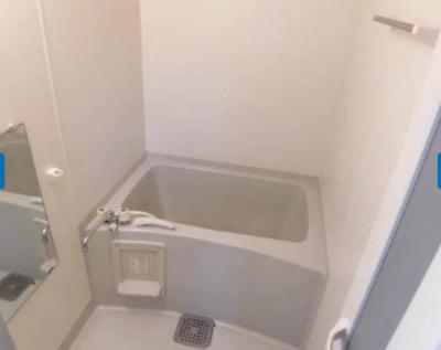 【浴室】メープル高松ⅡF