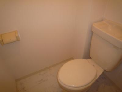 【トイレ】シティライフ中西