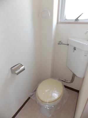 【トイレ】川上町ハイツ
