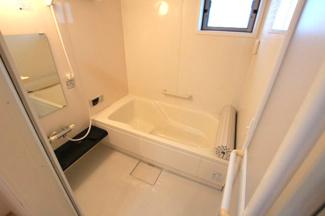 【浴室】ロータスコート四宮