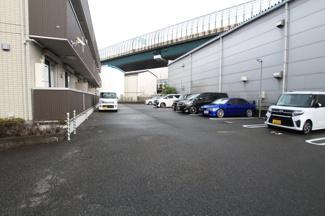 【駐車場】ロータスコート四宮