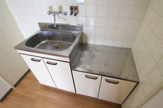 【キッチン】ベルデハイツ大池