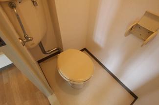 【トイレ】ベルデハイツ大池