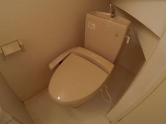 【トイレ】ピラミッドアネックス