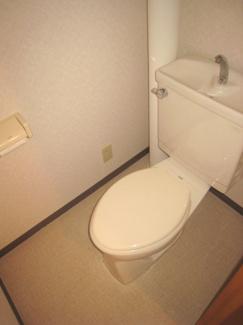 【トイレ】メゾンヒラク
