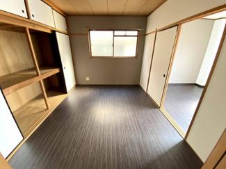 【寝室】リアライズ古川橋